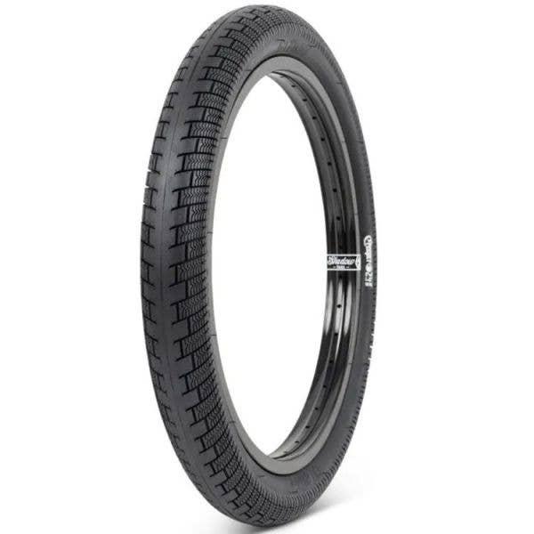 Shadow Creeper BMX Tyre - Black - 2.4''