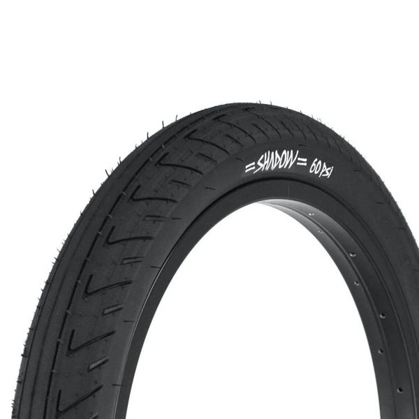 Shadow Strada Nuova LP BMX Tyre - Black - 2.3''