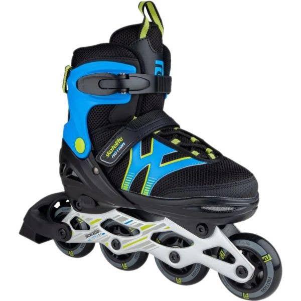 Skatelife Motion Adjustable Inline Skates - Black/Blue