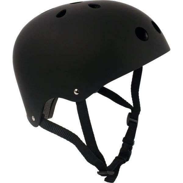 SkateHut Helmet - Matte Black