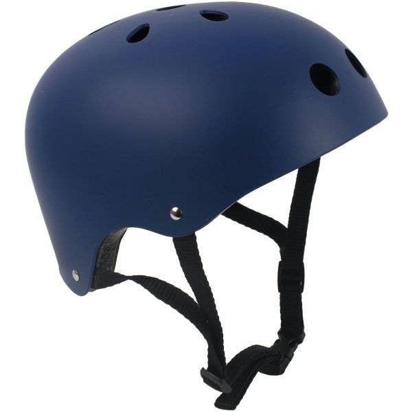 SkateHut Helmet - Blue Large