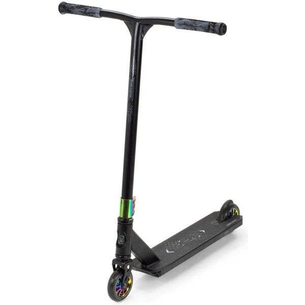 Slamm Classic V9 Stunt Scooter - Black/Neochrome