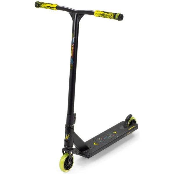 Slamm Classic V9 Stunt Scooter - Black/Yellow