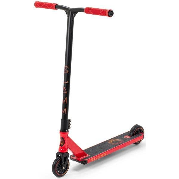 Slamm Urban V8 Stunt Scooter - Red