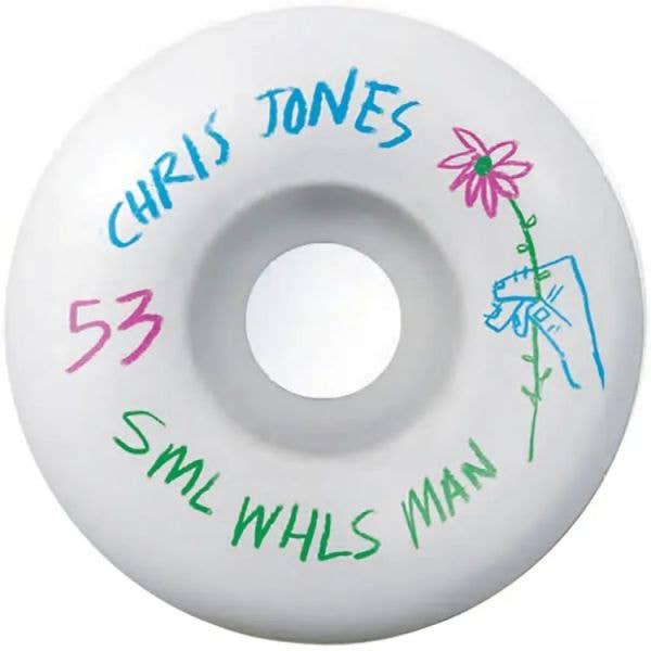 SML. Wheels Pencil Pusher Jones Skateboard Wheels 53mm