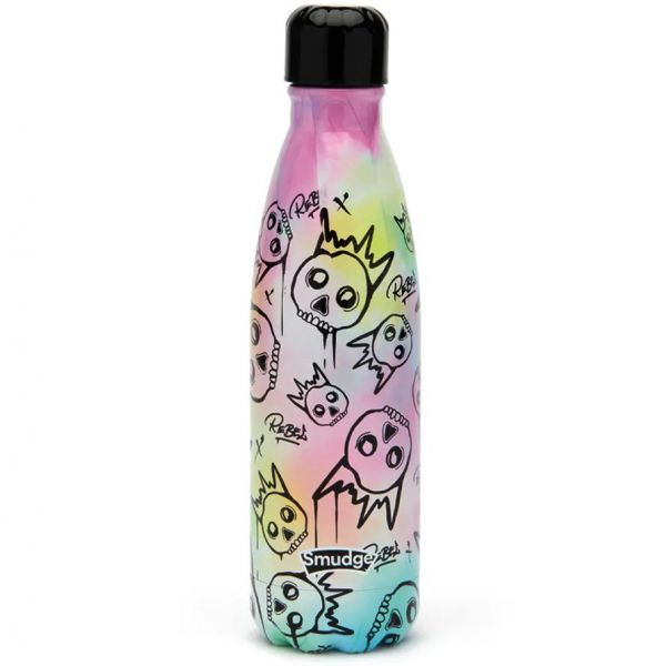 Smudge Stationery Queen Of Skulls Stainless Steel Water Bottle