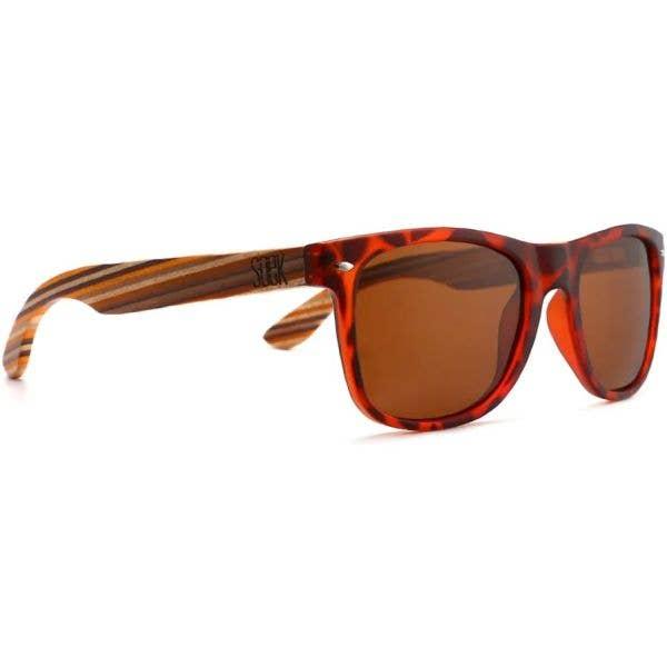 SOEK Avoca Polarized Sunglasses - Tortoise