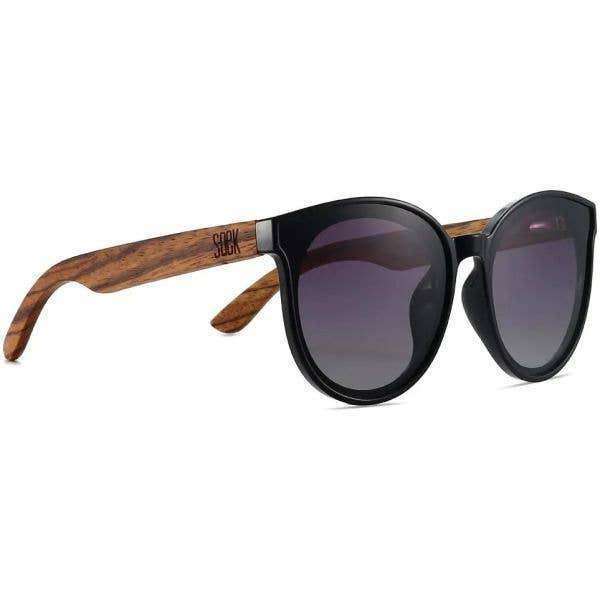SOEK Bella Polarized Sunglasses - Midnight
