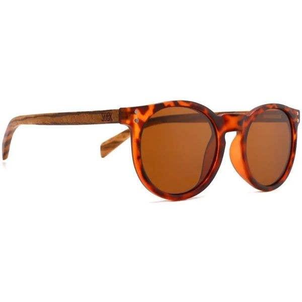SOEK Noosa Polarized Sunglasses - Tortoise