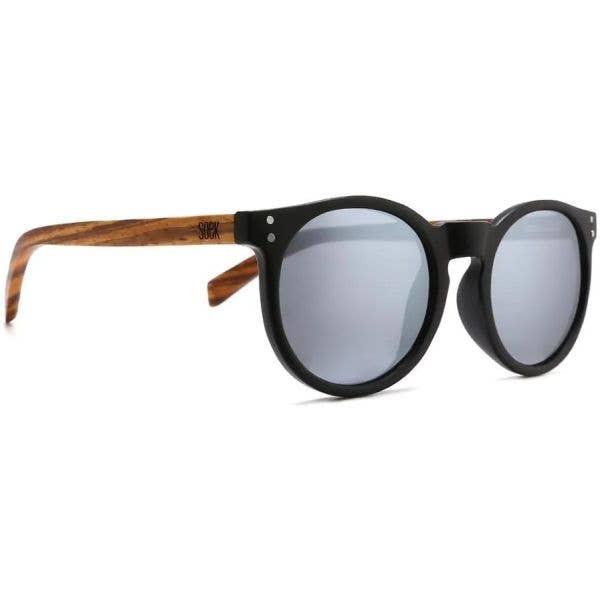 SOEK Sorrento Polarized Sunglasses - Black
