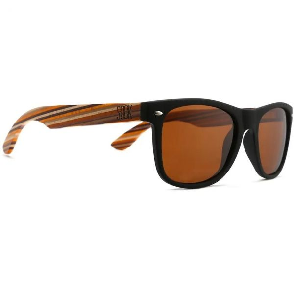 SOEK Torquay Polarized Sunglasses - Black