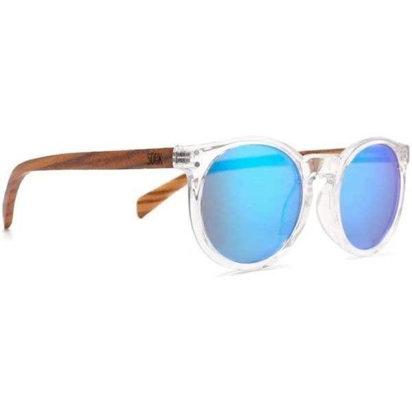 SOEK Wineglass Bay Polarized Sunglasses - Clear