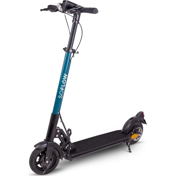 SoFlow S02 Electric Scooter - Black
