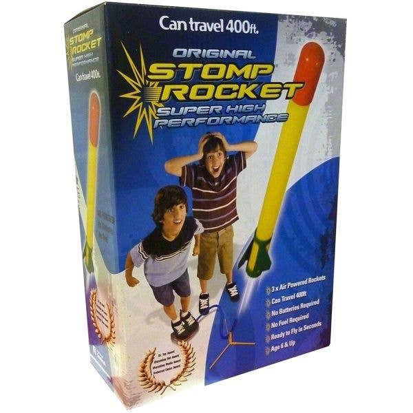 Stomp Rocket - Super High Performance