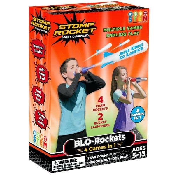 Stomp Rocket BLO Rockets