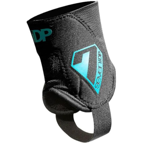 7iDP Control Ankle Guards - Black
