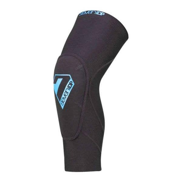 7iDP Sam Hill Lite MTB Knee Pads - Black