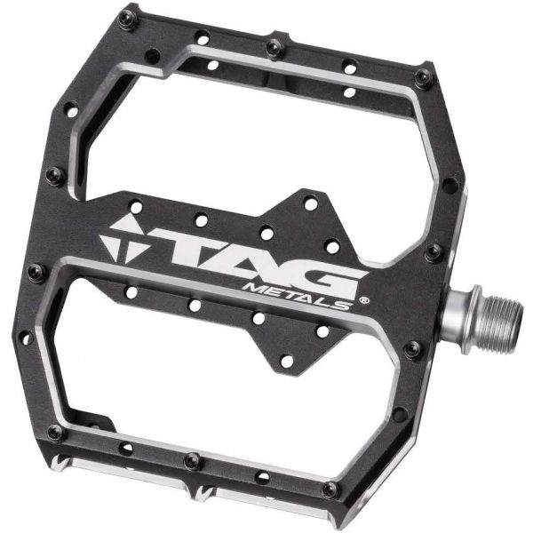 Tag Metals T1 Large Pedal - Black