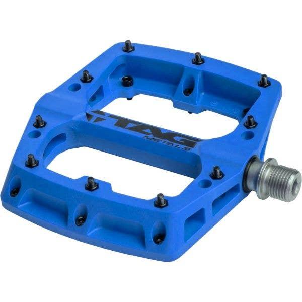 Tag Metals T3 Nylon Pedal - Blue