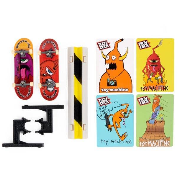 Tech Deck V.S Series (Toy Machine)