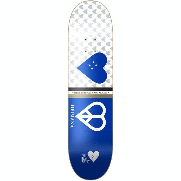 The Heart Supply Heimana Society Skateboard Deck 8''