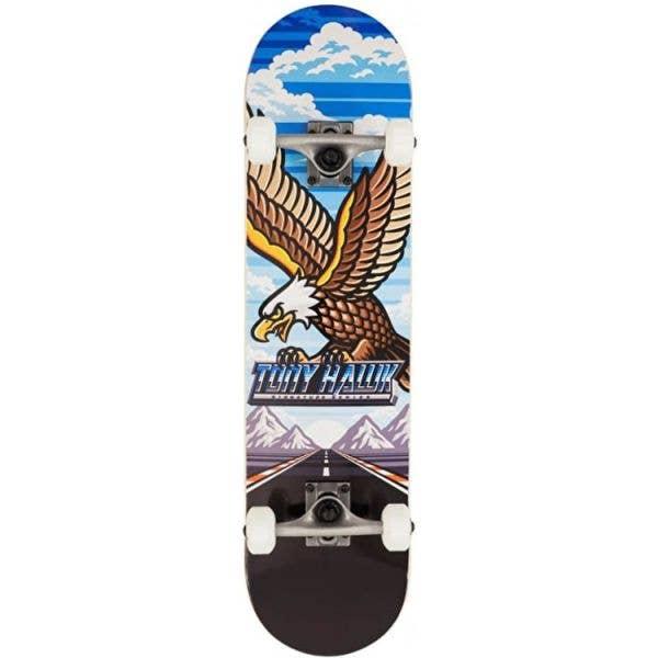 Tony Hawk SS 180 Outrun Complete Skateboard - Multi 7.75''