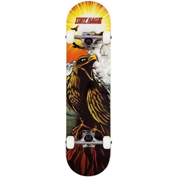 Tony Hawk 180 Hawk Roar Complete Skateboard - 7.75''