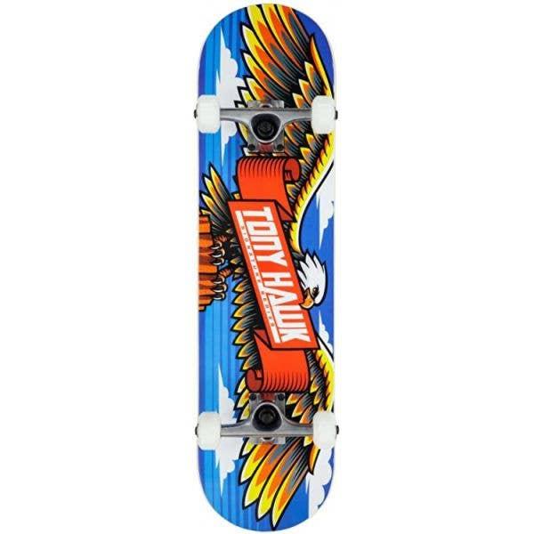 Tony Hawk 180 Wingspan Complete Skateboard - 8''