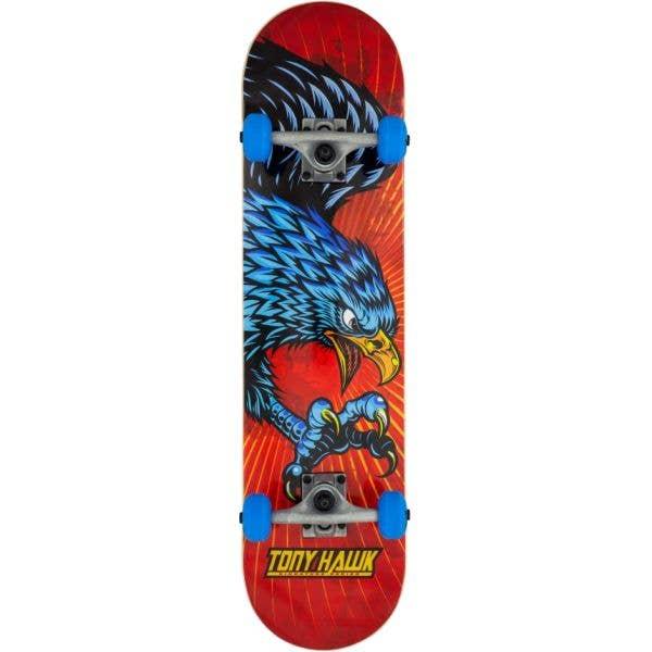 Tony Hawk 180 Diving Hawk Complete Skateboard - 7.75''