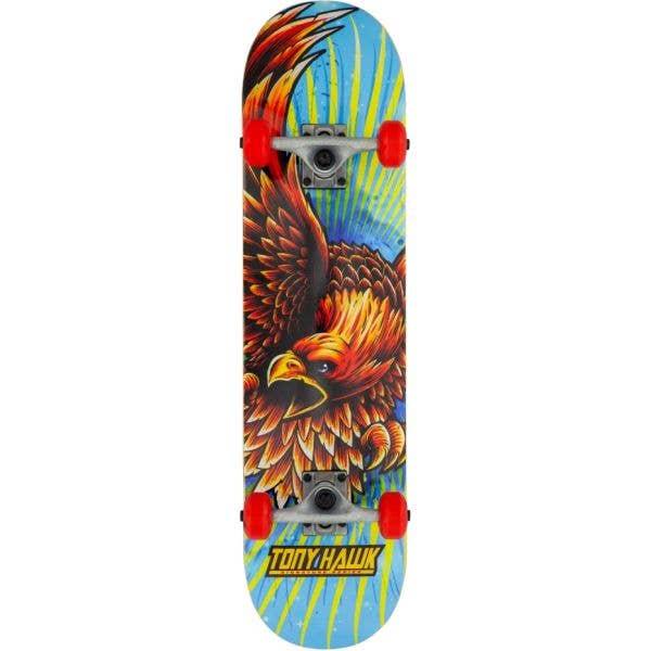 Tony Hawk 180 Golden Hawk Complete Skateboard - 7.75''