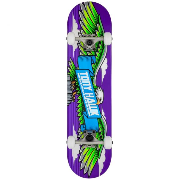 Tony Hawk 180 Wingspan Complete Skateboard - 7.75''