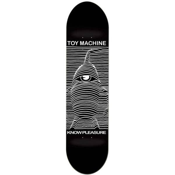 Toy Machine Toy Division Skateboard Deck 8.5''