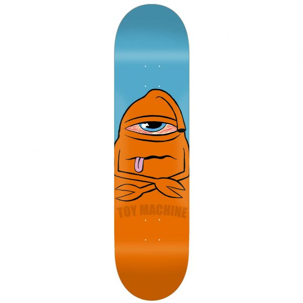 Toy Machine Bored Sect Skateboard Deck - 8.25''