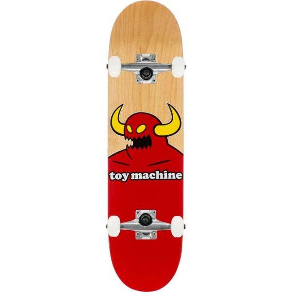 Toy Machine Monster Mini Complete Skateboard 7.375''