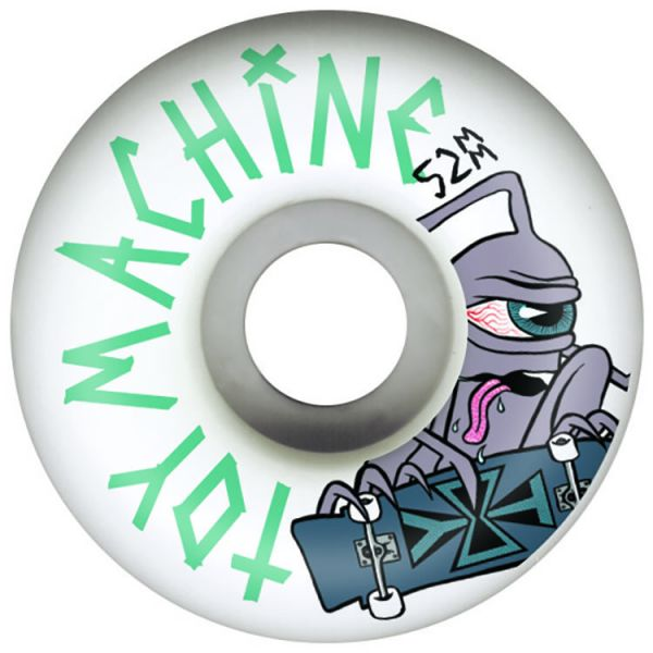 Toy Machine Sect Skater 100a Skateboard Wheels - 52mm