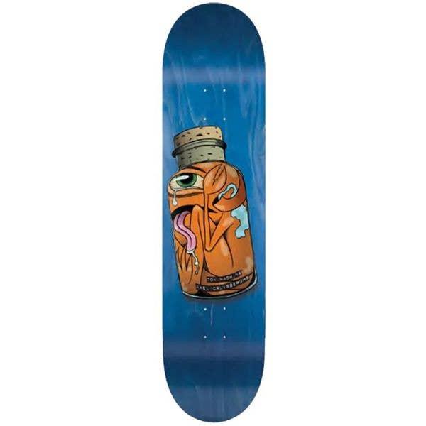 Toy Machine Sect Jar Skateboard Deck - Axle 7.75''