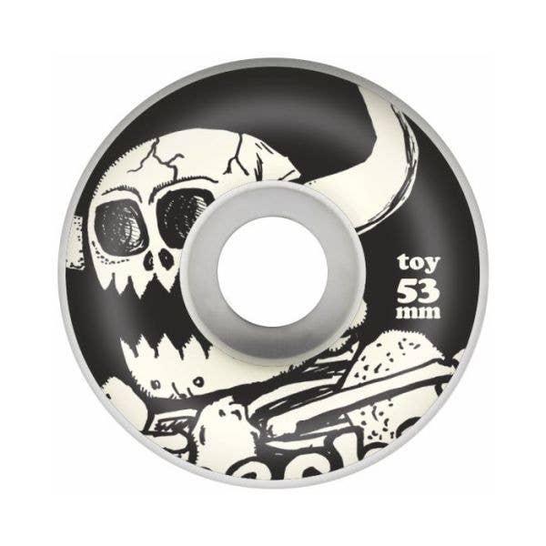 Toy Machine Dead Monster Skateboard Wheels - 53mm