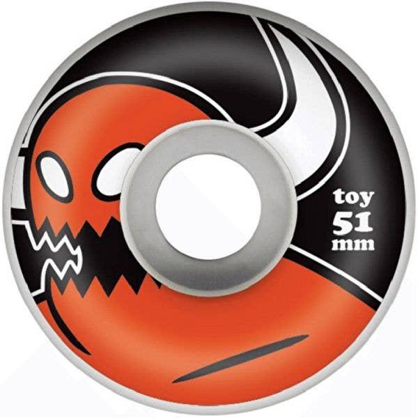 Toy Machine Monster Skateboard Wheels - 51mm