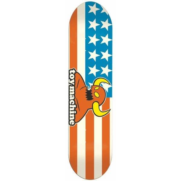 Toy Machine American Monster Skateboard Deck - 7.875''