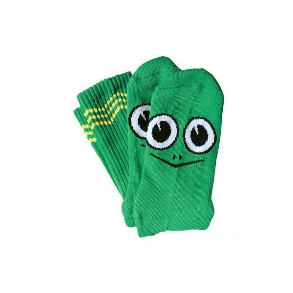 Toy Machine Turtle Boy Socks - Green
