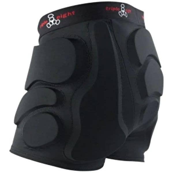 Triple 8 Roller Derby Bumsavers - Black