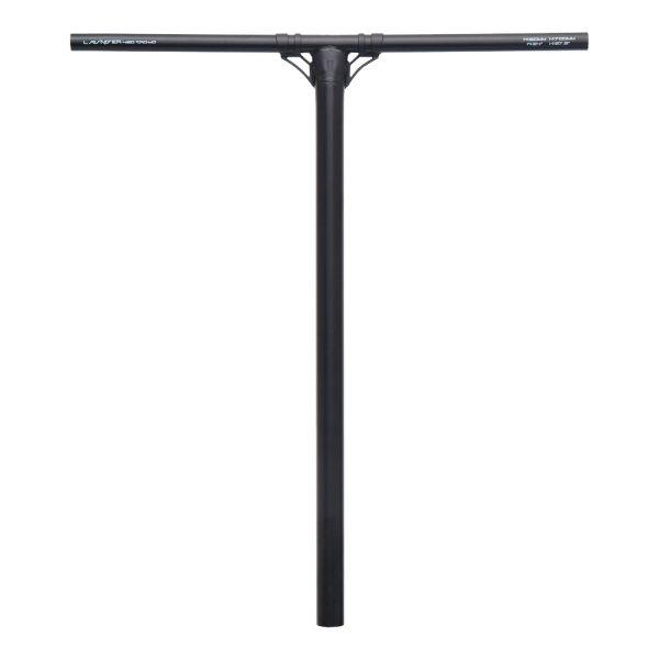 Triad Launder OS Butted Scooter Handle Bars - Anodised Satin Black