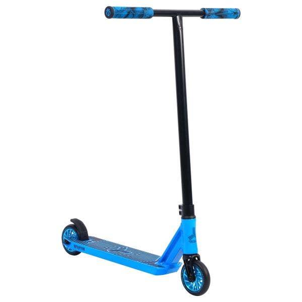 Triad Infraction V2 Stunt Scooter - Blue/Black/Medusa