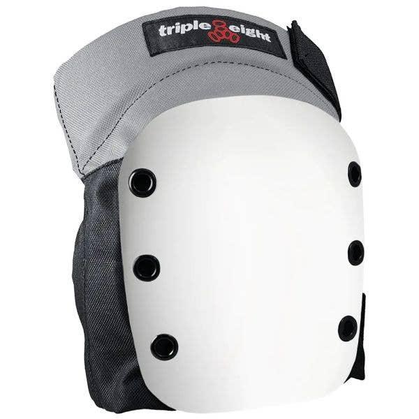 Triple 8 Street Knee Pads - Black/Grey