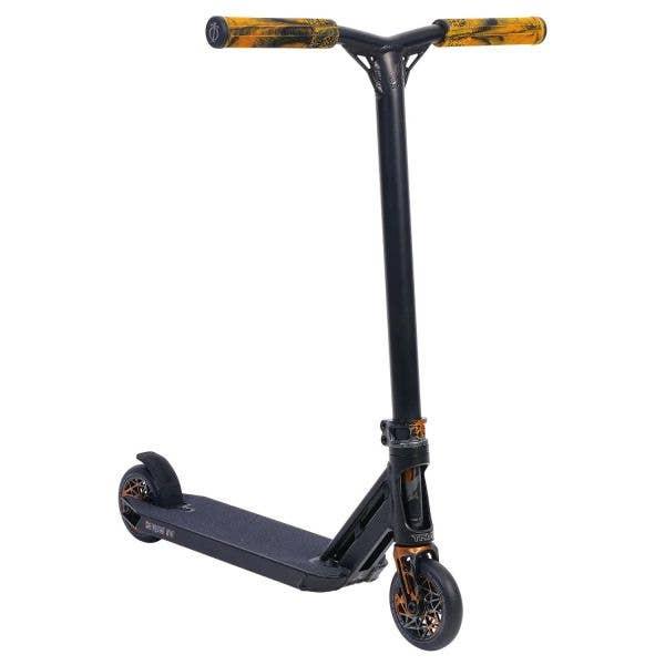 Triad Psychic Delinquent Mini Stunt Scooter - Black/Gold/Grey/Goblin