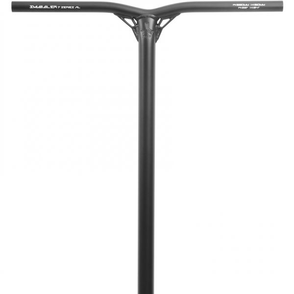 Triad Smuggler Junior 7005 Alloy Scooter Handle Bars - Anodised Satin Black