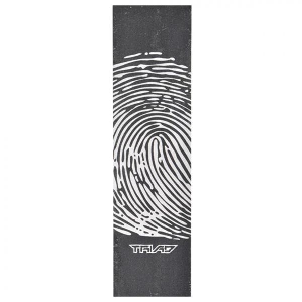 Triad Clear Cast Scooter Grip Tape - Finger Print