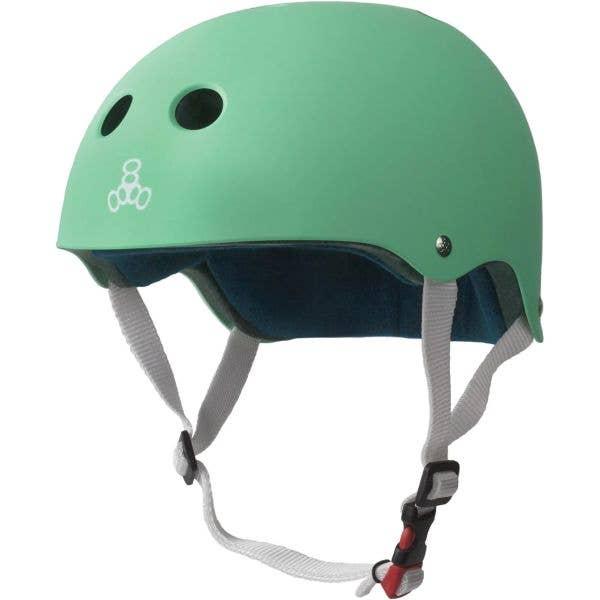 Triple 8 The Certified Sweatsaver Helmet - Mint Rubber