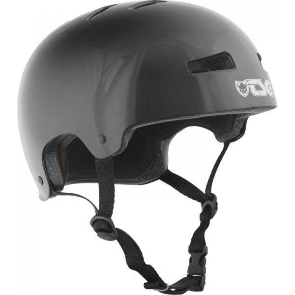 TSG Evolution Youth Injected Helmet - Black
