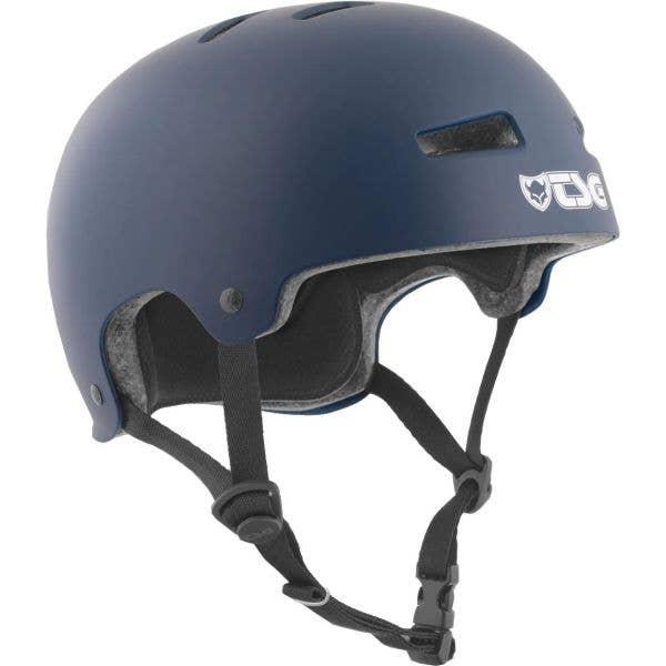 TSG Evolution Helmet - Satin Blue